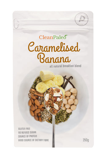 Caramelised Banana Cereal