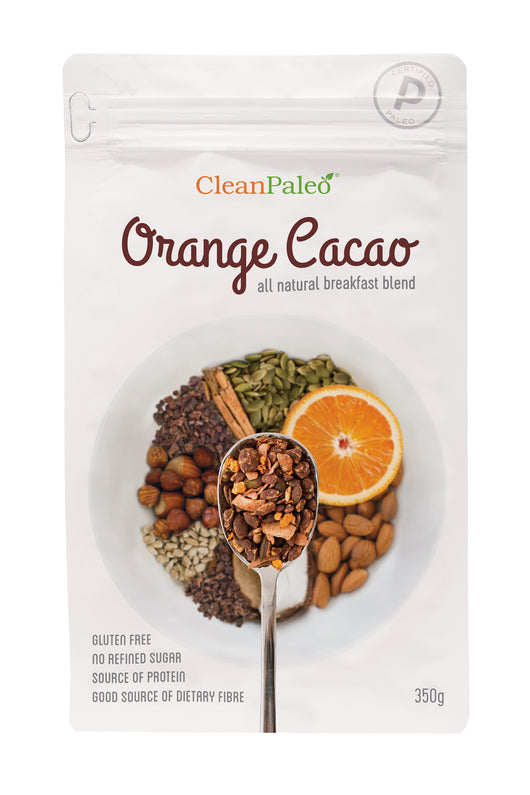 Orange Cacao Cereal