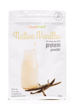 Native Vanilla Protein Powder 600g