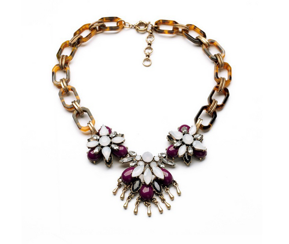 Floral Blossom Necklace
