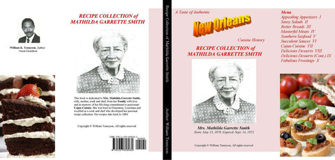 Recipe Collection of Mathilda Garrette Smith