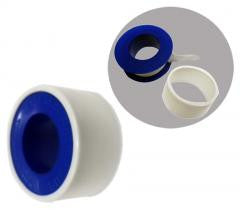 2 Piece Package Of White Teflon Tape Rolls
