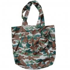 Creative Lovely Camouflage Reusable/Recycling Use Shopping Bag
