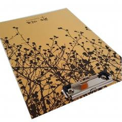 Creative Art File Folder Writing ClipBoard