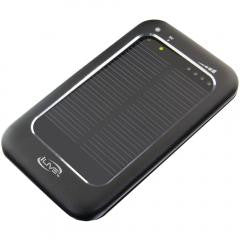 Solar Power Charger with Built-in Rechargeable Battery