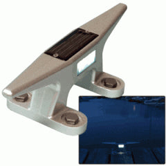 "Solar 10"" Aluminum Dock Cleat"