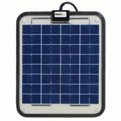 Eco-Energy Semi-Flexible Solar Panel - 6W