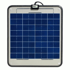 Eco-Energy Semi-Flexible Solar Panel - 12W