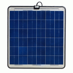 Eco-Energy Semi-Flexible Solar Panel - 30W