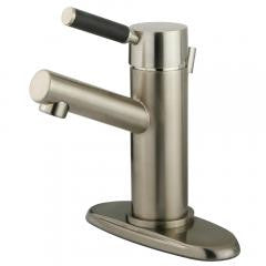 "Single Handle 4"" Centerset Lavatory Faucet with Retail Pop-up"