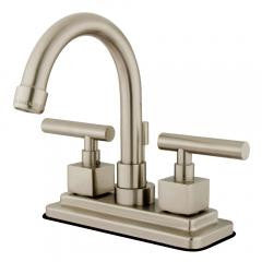 Bathroom Faucets - Satin Nickel