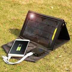 High-efficiency Portable folding Solar Charger Power Bank