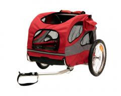 HoundAbout CLASSIC Steel bike Trailer-Medium