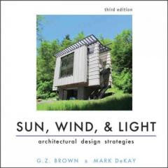 Sun, Wind & Light: Architectural Design Strategies
