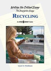 Recycling (Writing the Critical Essay)