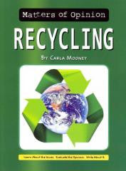 Recycling (Matters of Opinion)
