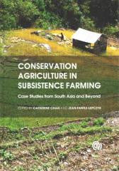 Conservation Agriculture in Subsistence Farming
