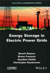 Energy Storage in Electric Power Grids