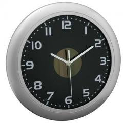 "12"" Solar Analog Wall Clock"