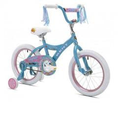 "Bicycle 16"" Girls Cupcake Bike"