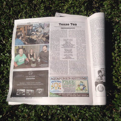Austin Chronicle - Texas Tea