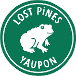 Lost Pines Yaupon Tea. Local sustainable caffeine coffee alternative