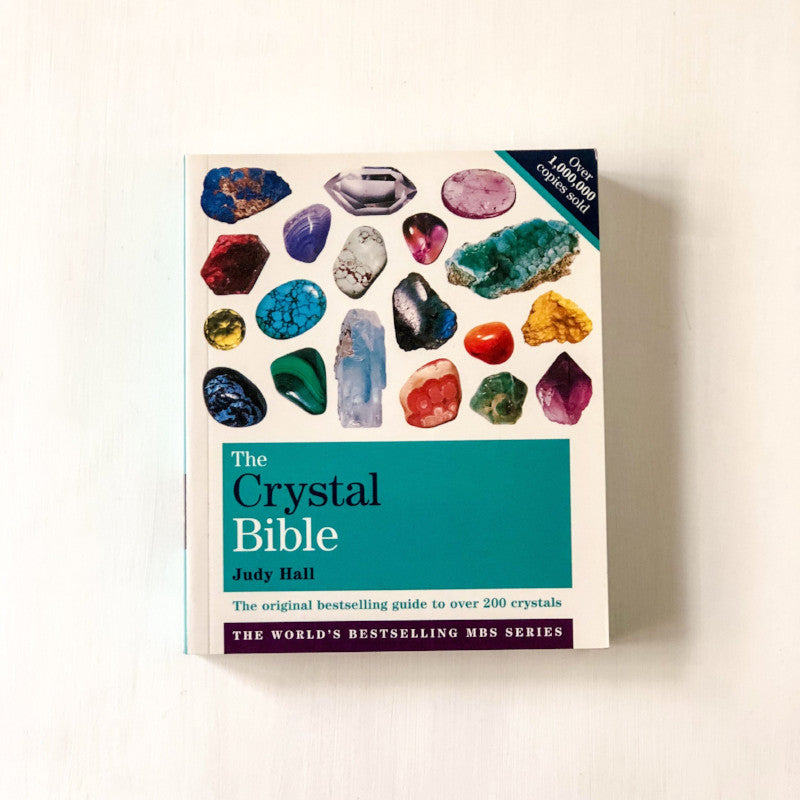 CRYSTAL BIBLE VOL 1 - JUDY HALL - the_raw_store