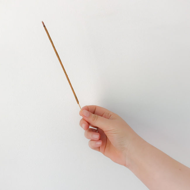 WHITE MAGIC ARTISAN INCENSE STICKS - HAND MADE - the_raw_store