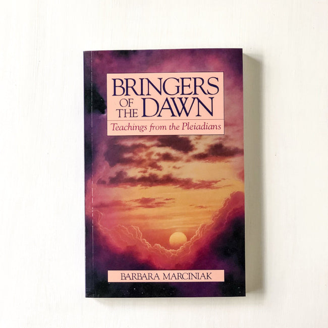 BRINGERS OF THE DAWN - BARBARA MARCINIAK - the_raw_store