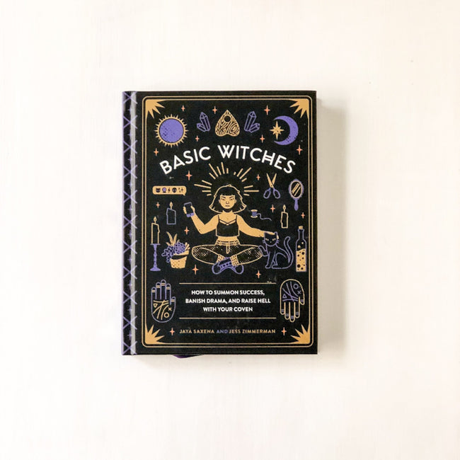 BASIC WITCHES - JAXA SAXENA + JESS ZIMMERMAN - the_raw_store