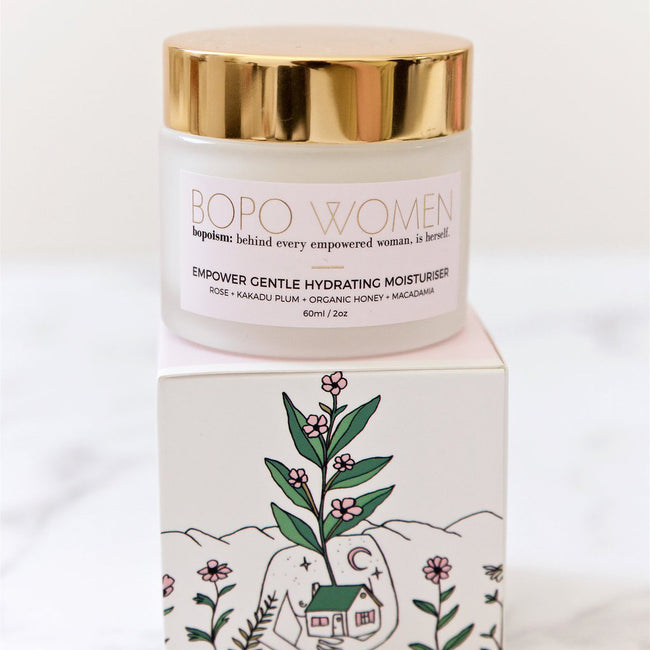 EMPOWER GENTLE FACIAL MOISTURISER - BOPO WOMEN