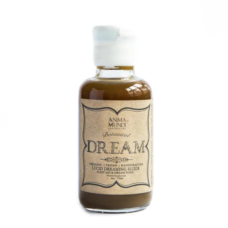 LUCID DREAMING ELIXIR - ANIMA MUNDI HERBALS - the_raw_store