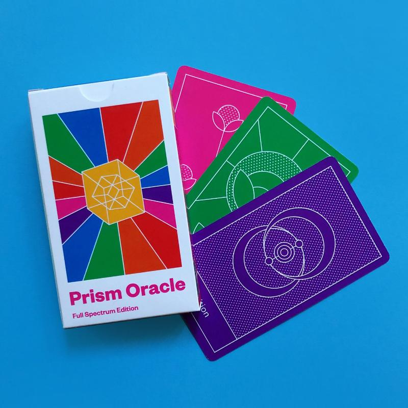 THE PRISM ORACLE: FULL SPECTRUM EDITION - IRISEYRIS - the_raw_store