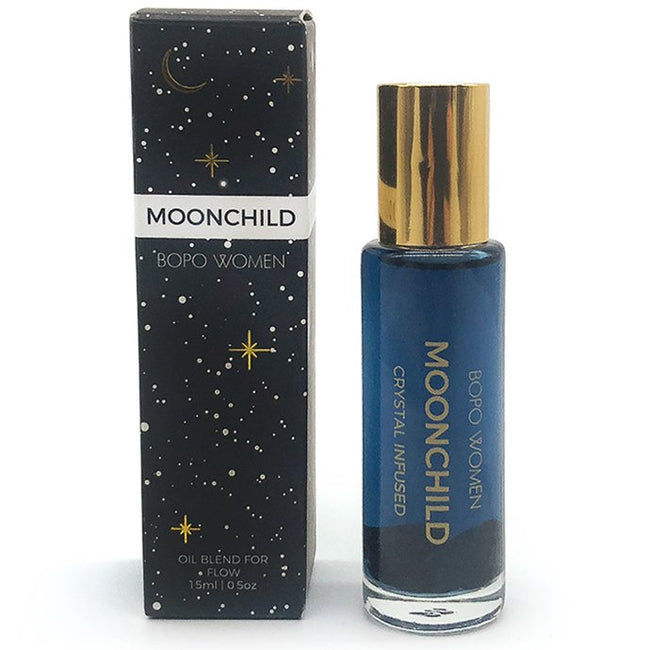 MOONCHILD CRYSTAL PERFUME ROLLER - BOPO WOMEN