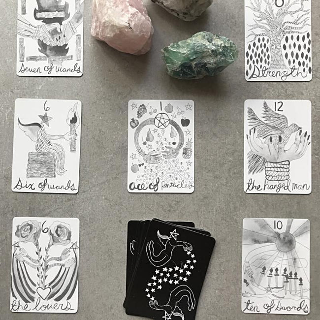 DIVINA TAROT - the_raw_store