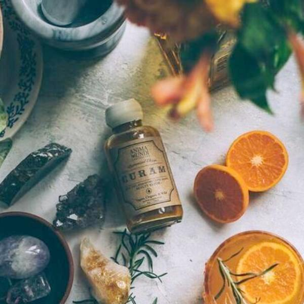 CURAM: BEAUTY + ANTI-AGING VITAMIN C ELIXIR - ANIMA MUNDI HERBALS - the_raw_store