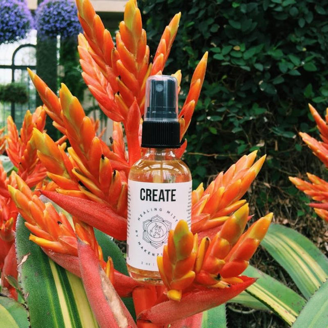 CREATE HEALING MIST - MAKENZIE FLYNN - the_raw_store