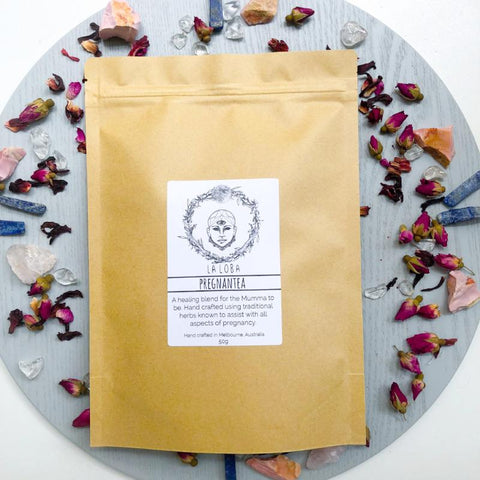 SERENITY HERBAL TEA - NEW MOON BLENDS