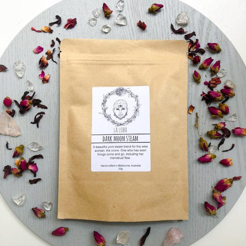 BALANCE HERBAL TEA - NEW MOON BLENDS