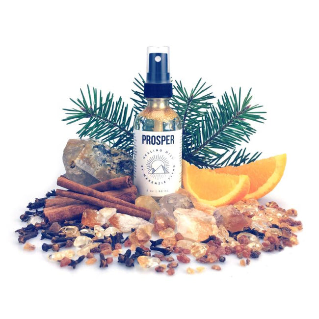 PROSPER HEALING MIST - MAKENZIE FLYNN - the_raw_store