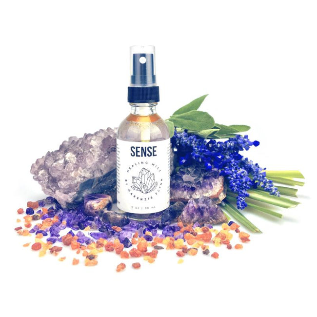 SENSE HEALING MIST - MAKENZIE FLYNN - the_raw_store