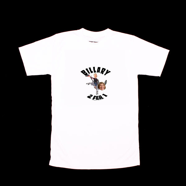Billary Tshirt White