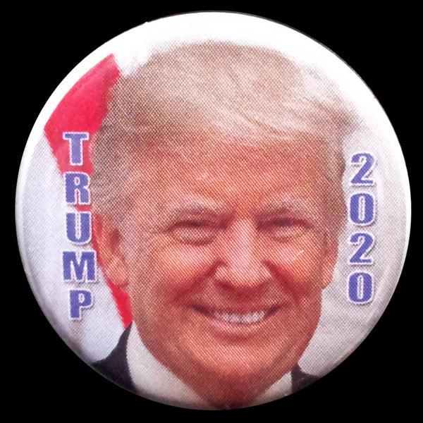 Donald Trump 2020 Pin Back Button Magnet