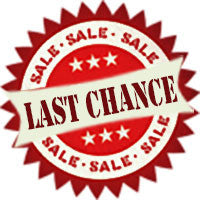 Last chance to purchase tuxedos on sale