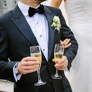 Mens tuxedos and suits