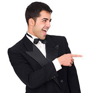 Mens wholesale tuxedo pants