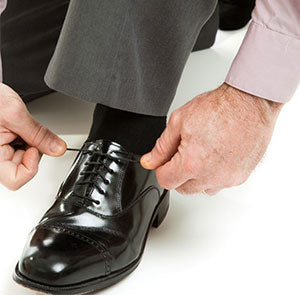 Men's dress shoes for less