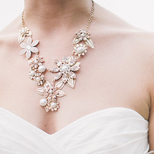 Necklaces to wear to formal occasions