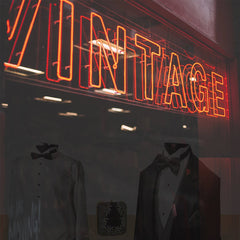 Vintage tuxedo jackets, shirts & accessories
