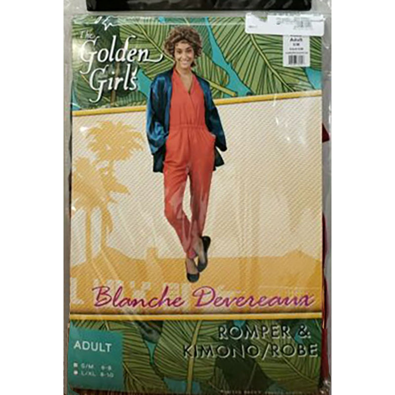 Womens Golden Girls Blanche or Sophia Dress Costume
